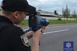 В Северодонецке и Лисичанске установят 6 постов контроля скорости TruCAM