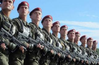 В Северодонецке пройдет военный парад