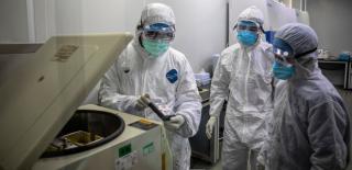 На Луганщине не выявлено случаев заболевания коронавирусом