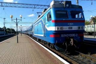 В Луганской области со 2 июня будет возобновлено железнодорожное сообщение