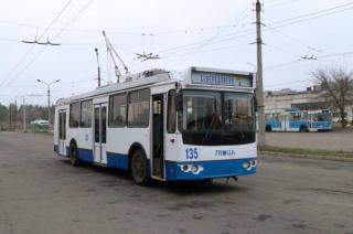 В Северодонецке подняли тарифы на проезд в троллейбусе