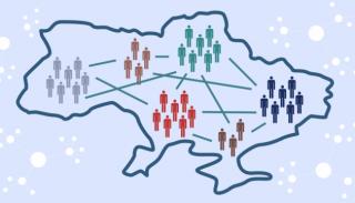Децентралізація на Луганщині: ОТГ, ВЦА та райони
