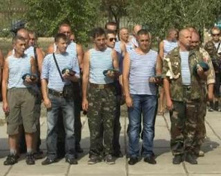 2 августа в Северодонецке состоялось празднование Дня ВДВ