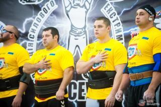 Українці вибороли золото світової першості з силового екстриму