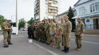 Сєвєродонецька поліція заступила на охорону публічної безпеки в місті