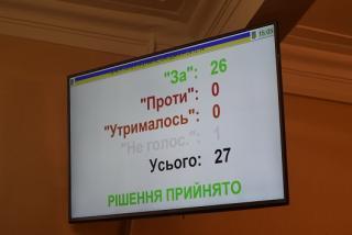 Поновлено на посаді міського голову Валентина Казакова