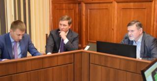 Відбулось засідання 33-ї позачергової сесії міської ради