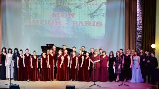 Северодончанам и гостям города удалось проникнуться особой энергетикой французской музыки