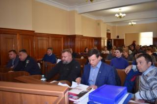 Сесія Сєвєродонецької міської ради не стала розглядати звернення до Президента «Ні капітуляції»