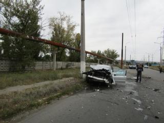 Полиция сообщила подробности ДТП с троллейбусом в Северодонецке