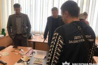 """Доцент ВНУ им. Даля """"попался"""" на взятке"""