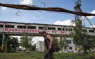 Стали известны подробности трагедии на шахте в Лисичанске