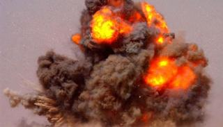 Слышны взрывы: что происходит?