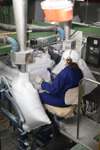 Сєвєродонецький «Азот» минулого року випустив понад 840 тис. тонн мінеральних добрив