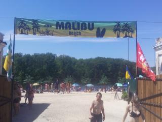 """Купание на пляже """"Малибу"""" разрешено"""