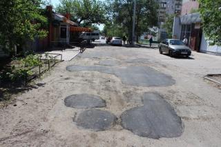 Северодонецкие дорожники приступили к ремонтам