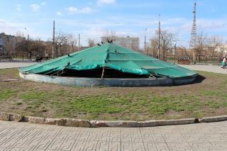 В Северодонецке ко Дню города откроют светомузыкальный фонтан