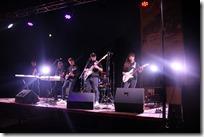 В Лисичанске прошел первый областной рок-фестиваль