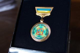 Звання Почесний громадянин Сєвєродонецька присвоєно Георгію Дубовику та Володимиру Цвєтному