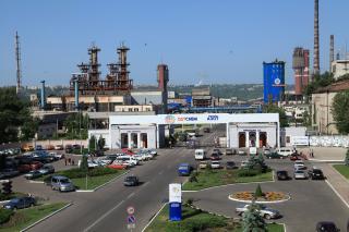 Сєвєродонецький «Азот» збільшив обсяг виробництва мінеральних добрив на 47%
