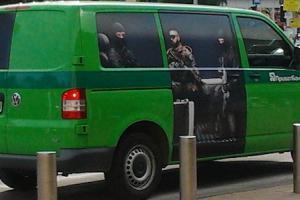 В Луганской области подорвали инкассаторское авто