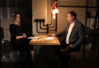 Обсуждение наболевших проблем Северодонецка в интервью Сергея Зарецкого