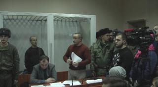 Суд отпустил из под стражи народного мстителя Владимира Козюберду