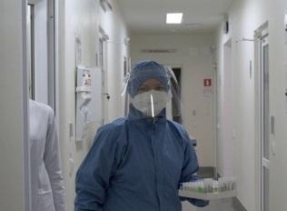 В Сєвєродонецьку та Лисичанську хворих на COVID  більше, ніж по області