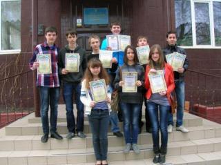 Результаты лицеистов в математическом турнире памяти Г. Г. Евграфова
