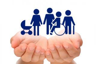 У січні на Луганщині населенню надано 92 млн гривень соціальної допомоги