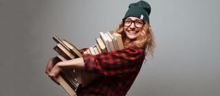 Примем в дар книги (старые, не нужные вам)!