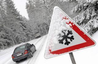 На Луганщині очікується погіршення погодних умов – сніг, ожеледиця