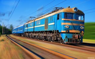 30 марта в Луганской области будет изменен график движения поездов