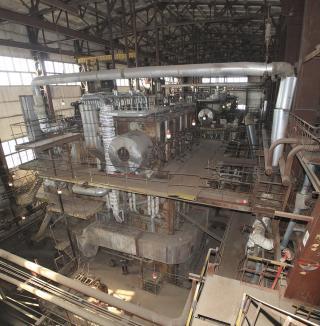 """""""Азот"""" инвестирует более 3,1 млн грн. в увеличение объемов производства пара"""