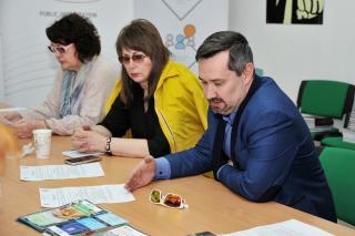 Журналісти Луганщини розвивають прес-клуб