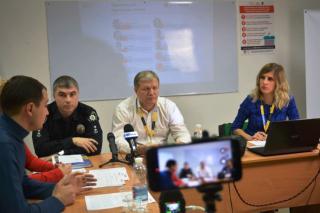 Про хід першого туру президентських виборів на Луганщині