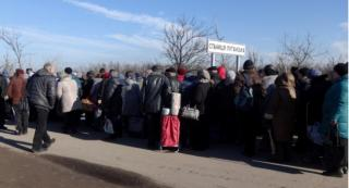З 10 січня КПВВ «Станиця Луганська» працюватиме на годину довше