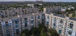 В Лисичанске – чрезвычайная ситуация государственного уровня