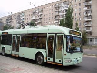 Тимчасово змінено рух тролейбусного маршруту №6