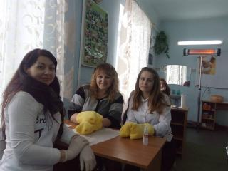 SPA-манікюр у Сєвєродонецькому професійному ліцеї