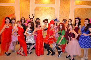 Світ професій у Театрі моди