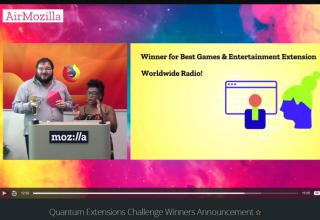 Северодончанин победил в международном конкурсе Firefox Quantum Extensions Challenge