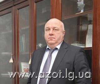 О работе северодонецкого «Азота» рассказал председатель правления