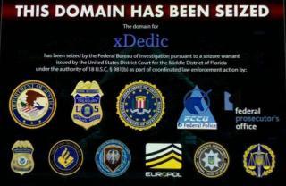 Міжнародною спільною групою правоохоронців ліквідовано платформу xDedic