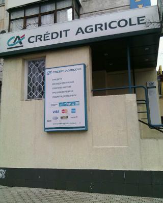 Банк «Credit Agricole»