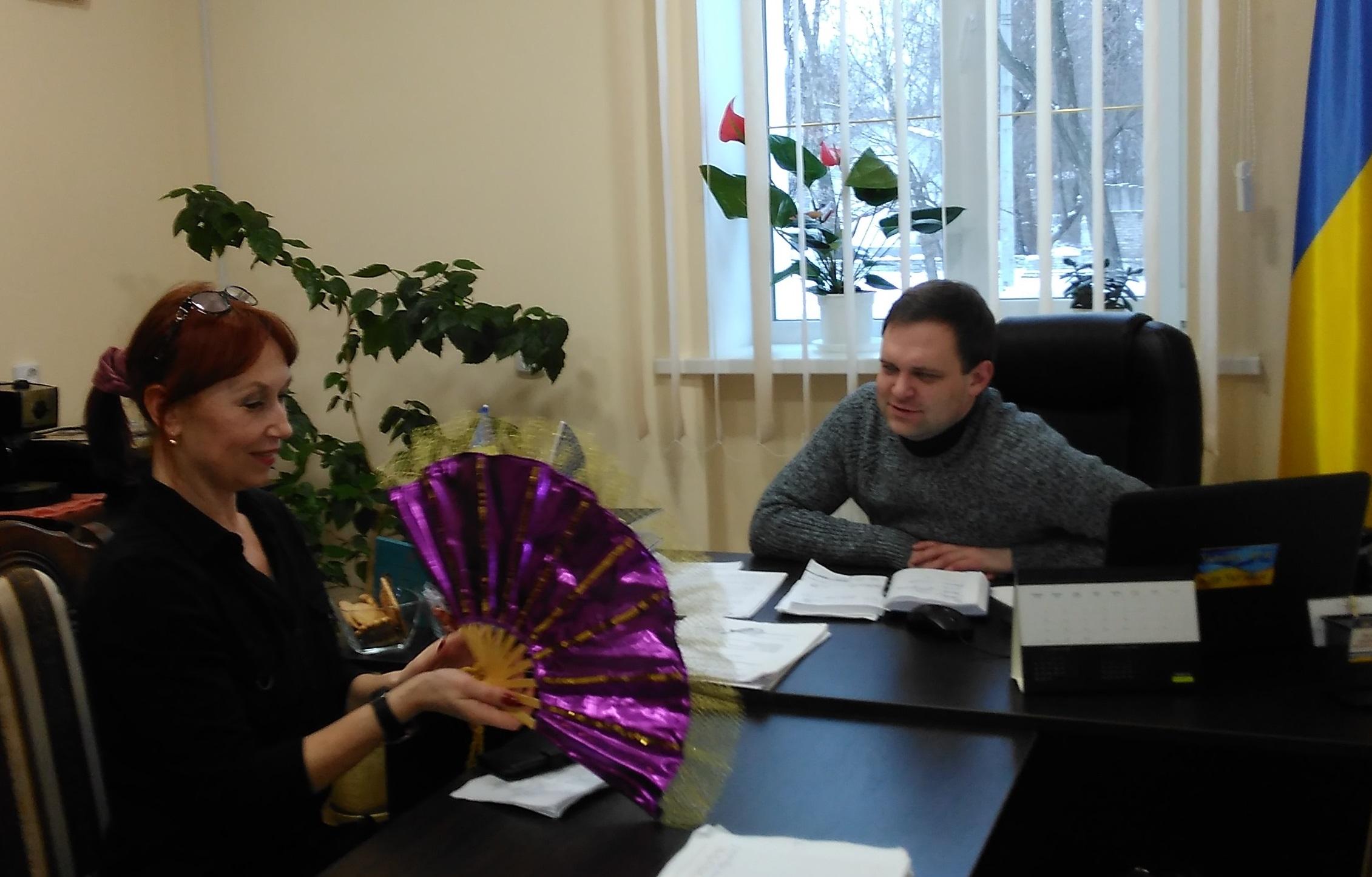 Ольга Яковенко и Сергей Дорофеев обсуждают новый спектакль