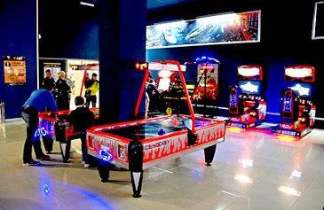 Детские игровые автоматы в России по цене от 2