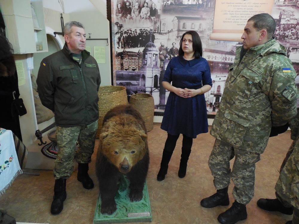 Краеведчески музей в Старобельске